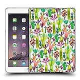 Head Case Designs Offizielle Ninola Kaktus Garten Botanisch 2 Soft Gel Hülle für iPad Air 2 (2014)