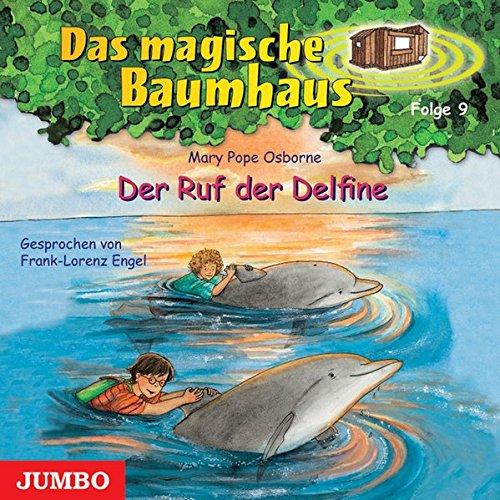 Preisvergleich Produktbild Das magische Baumhaus: Der Ruf der Delfine (Folge 9)