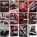 CRIMINAL MINDS - STAGIONI DA 1 A 12 (66 DVD) COFANETTI SINGOLI, ITALIANI