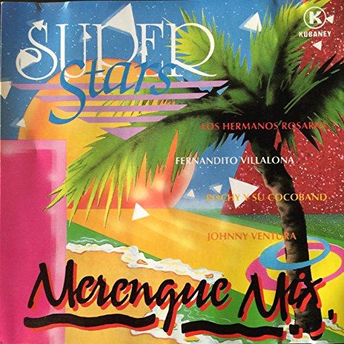 Super Stars Merengue Mix