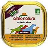 Daily Menu BIO Hundefutter mit Huhn und Brokkoli (9x300 g)