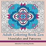 Adult Coloring Book Zen Square Version: Mandalas and Patterns: Volume 29 (Adult Coloring Patterns)