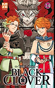 Black Clover Edition simple Tome 14