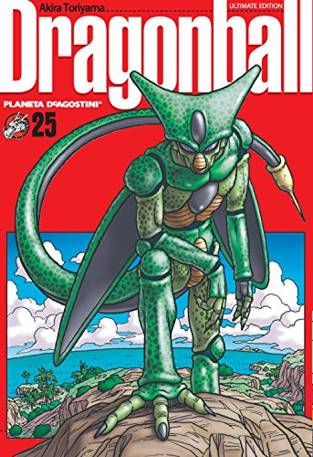 Dragon Ball nº 25/34 (DRAGON BALL ULTIMATE) por Akira Toriyama