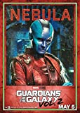 GUARDIANS OF THE GALAXY 2 – Nebula - US Movie Wall Poster Print - 30CM X 43CM Brand New