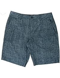 2420a71ba Hang Ten Mens Ryder Flat Front Hybrid Shorts