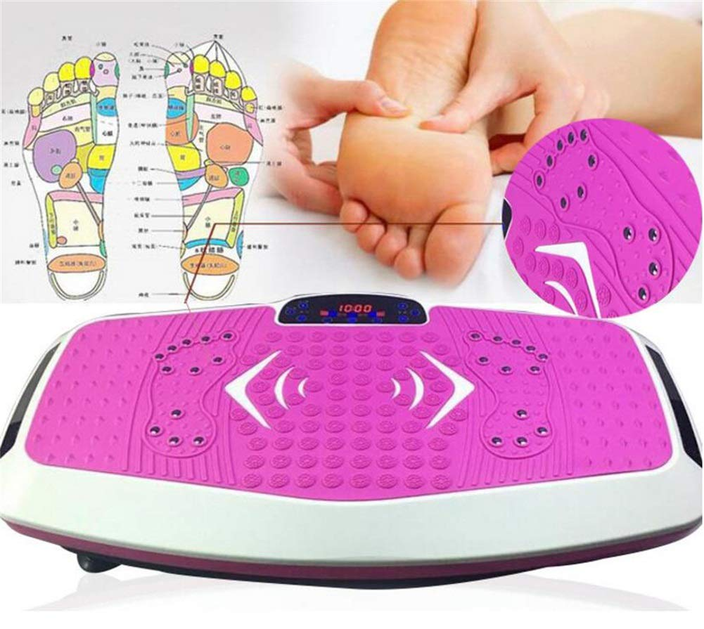 61cTobtMk2L - Rocket Vibration Machine,Fitness Exercise Equipment To Lose Weight Tone Muscles