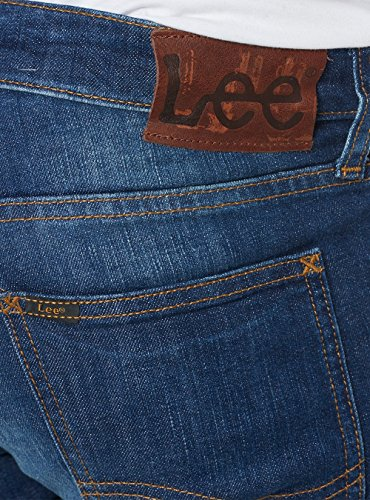 "Herren Jeans ""Luke"" Slim Tapered Blau"
