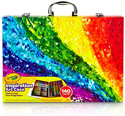 Crayola Inspiration Art Case -140 pieces-Assortment