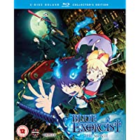 Blue Exorcist The Movie Collector'S Edition Blu-Ray/Dvd Double Play