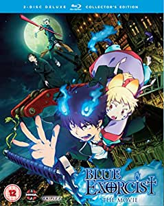 Blue Exorcist: The Movie [Blu-ray]
