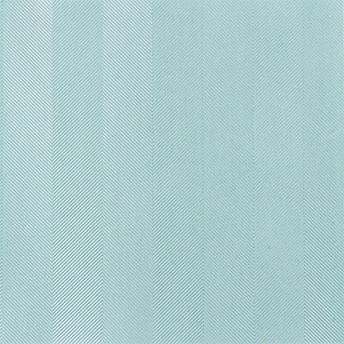 Design Faltpapiere, Streifen-Design, quadratisch, 10 x 10 cm, 100 Blatt | Papier für verschiedene Falttechniken, Origami, Bastelpapier | Origami-Papier (mint)