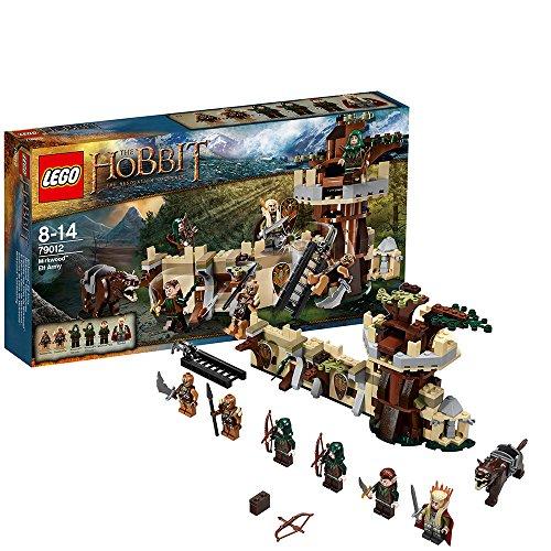 Preisvergleich Produktbild Lego  The Hobbit 79012 - Mirkwood Elbenarmee
