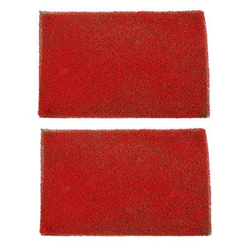2pc-decoracion-cesped-alfombra-de-hierba-paisaje-ferroviario-miniatura-roja-pura