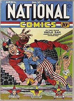 National Comics #10 par [Quality]