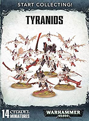 Start Collecting! Tyranids 70-51 - Warhammer 40,000
