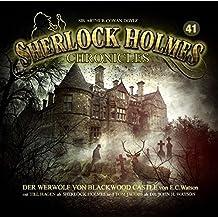 Der Werwolf von Blackwood Castle Folge 41