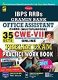 #4: Kiran's IBPS RRBS Gramin Bank Office Assistant Clerk CWE VII Preliminary Exam Practice Work Book English - 2231