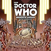 Doctor Who: Mawdryn Undead: 5th Doctor Novelisation