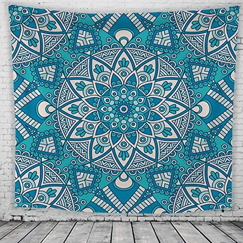 jtxqe Tapisserie heißer dekorative Tuch Indian Mandala Print Tuch gt-mbl-04 130cmx150cm -