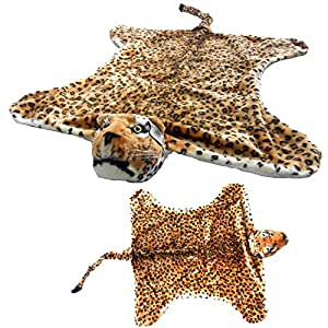 Tappeto tigre tigrato marrone arredamento animale arredo for Arredo casa amazon