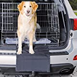 Couverture de protection pour pare-chocs pour chiens en voiture