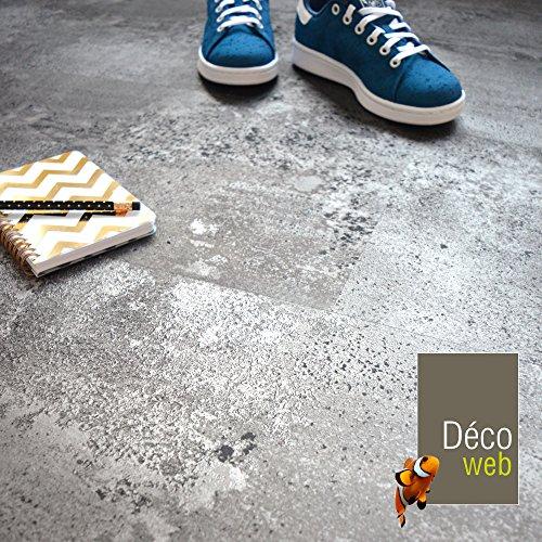 dalle-sol-pvc-clipsable-click-5g-beton-gris-argente