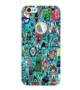 Perfect print back cover for Apple Iphone 6