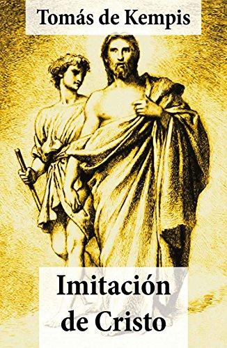 Imitación de Cristo (texto completo, con índice activo) por Tomás de Kempis