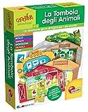 Lisciani Giochi 60856 - Carotina Plus Tombola degli Animali