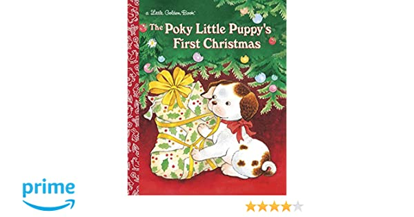 Buy The Poky Little Puppy's First Christmas (Little Golden Book ...