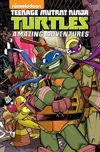 Teenage Mutant Ninja Turtles: Amazing Adventures Volume 4 (TMNT Amazing Adventures, Band 4)