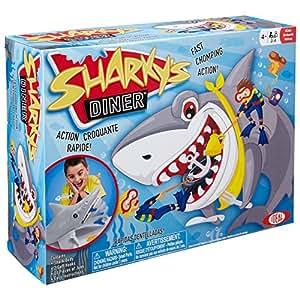 Sharky's Diner Game