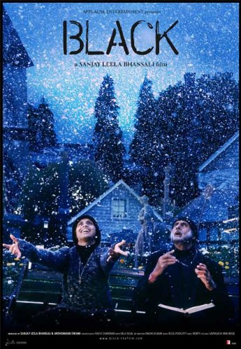 Black (2005) - Amitabh Bachchan - Rani Mukherjee - Bollywood - Indian Cinema - Hindi Film [DVD] [Reino Unido]