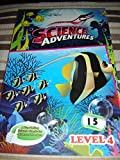 Science Adventures Level 4 Issue 15 / Full Color Science Comic Magazine for Children / Printed in Singapore / English Corner of SA and Young Readers Express / Engaging Reading for Children Age 11-14 / Self Study