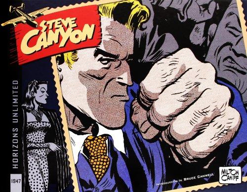 Steve Canyon. 1947.