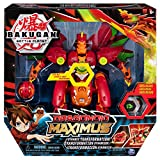 BAKUGAN 6051243 Dragonoid Maximus 20.3cm Transforming Figure with Lights and Sounds, for Ages 6 and Up, Multicolour
