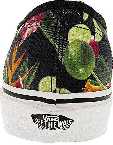 Vans Unisex-Erwachsene Authentic Low-Top (lime in the coconut) bla
