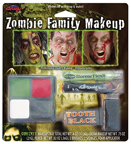 eup Kit (Zombies Make Up Ideen)
