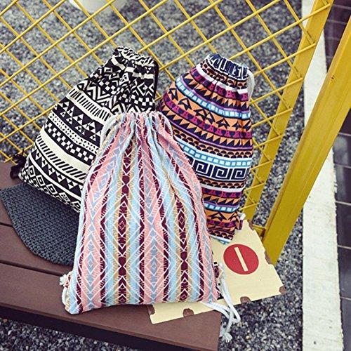 Gemini , Damen Rucksackhandtasche Colour 3 Einheitsgröße Colour 3