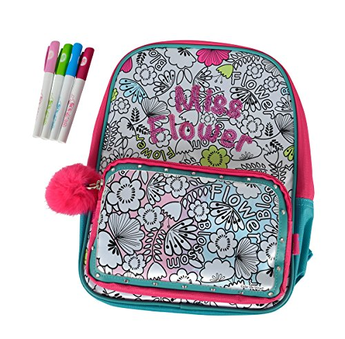 Simba 106374186 106374186-Color Me Mine Glitter Couture Back Pack