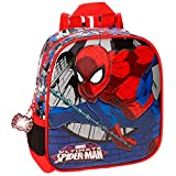DC COMICS Spiderman Comic- Sac à dos Adaptable au Trolley - 25cm - Multicolore