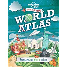 The Lonely Planet Kids World Atlas - 1ed - Anglais