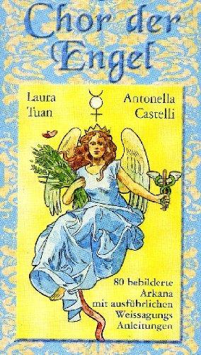 Chor der Engel - Inspirationskarten. 80 Karten: Mit deutschsprachigen Texten