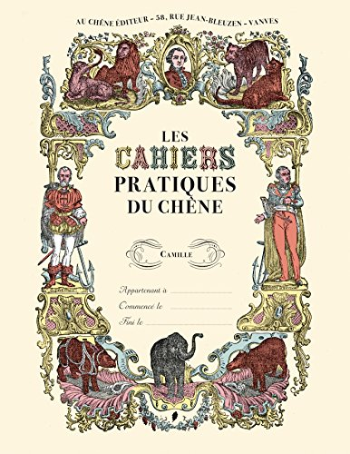 LES CAHIERS PRATIQUES Camille par Editions du Chêne