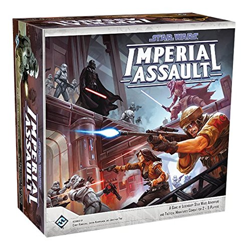 Star Wars Imperial Assault Board Game Base Set