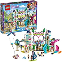 LEGO Friends - Le complexe touristique d'Heartlake City - 41347 - Jeu de Construction