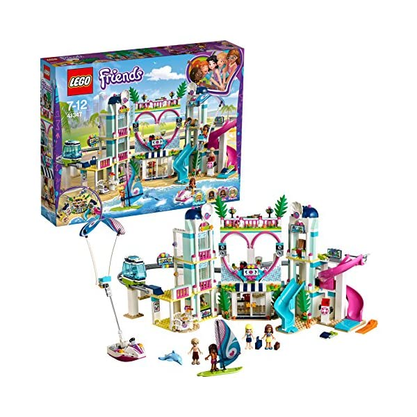 Lego Friends Il Resort di Heartlake City, 41347 1 spesavip