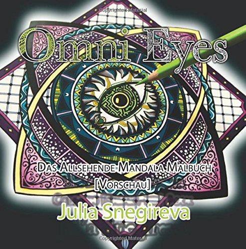 Omni Eyes: Das Allsehende Malbuch [Vorschau]