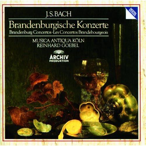 J.S. Bach: Brandenburg Concerto No.1 In F, BWV 1046 - 1. (Allegro)